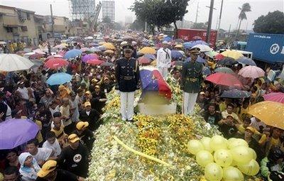 Philippines Aquino