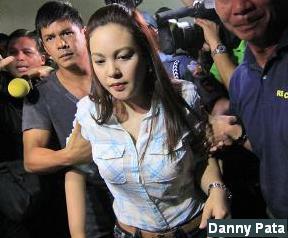 manila philippines celebrity couple claudine barretto and raymart