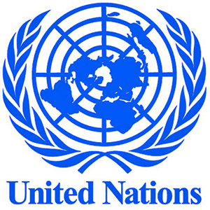 united nations logo the professional heckler