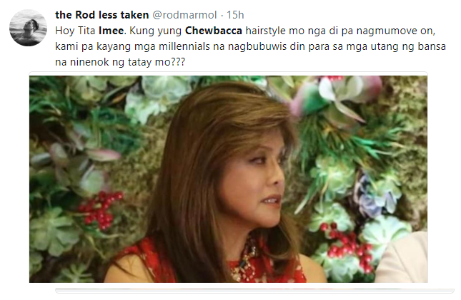IMEE, MOVING ON AND MILLENNIALS