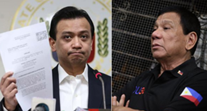DUTERTE TO TRILLANES: GAGO!