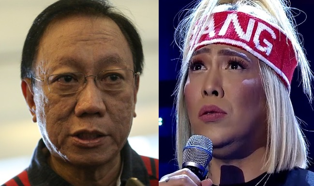 UNAIRED INTERVIEW: VICE GANDA GRILLS SOLICITOR GENERAL JOSE CALIDA