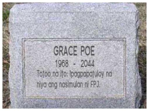 10gRace Poe