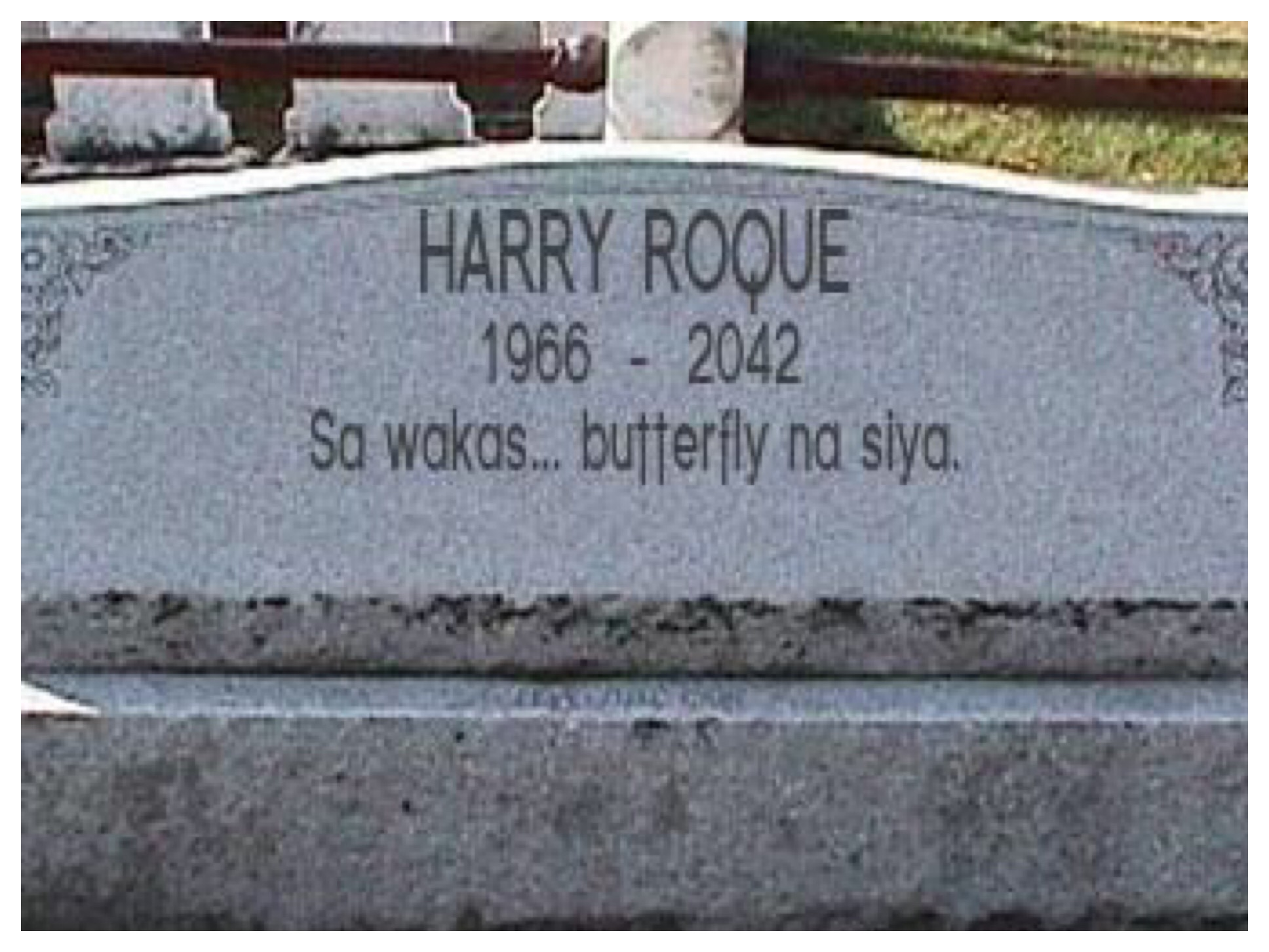 15 hARRY rOQUE