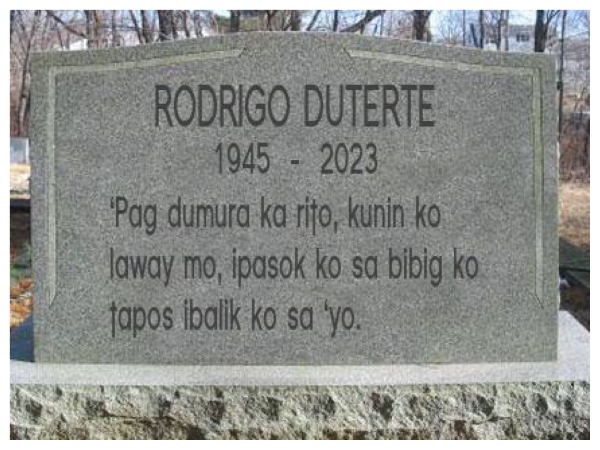 #RIP – PREDICTED EPITAPHS OF LOCAL POLITICAL FIGURES