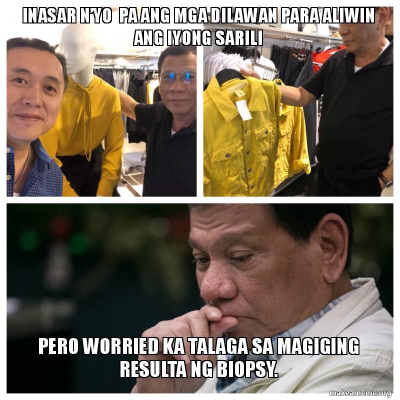 Duterte Biopsy