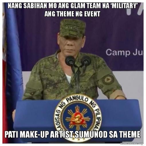 Duterte Green